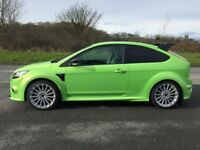 Stunning Ford Focus RS MK2 Lux Packs 1 & 2 Full Ford Service History