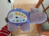 Vtech hippo stary night light