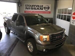 GMC Sierra 2500hd sle crew cab long box 4x4 2012