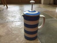 Coffee pot Cafetières- Cornishblue