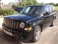 Jeep Patriot Sport CRD SUV 4x4