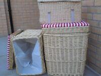 laundry/storage baskets