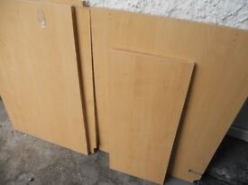 13 pieces of kitchen end panels