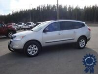 2011 Chevrolet Traverse LS All Wheel Drive SUV - 97,414 KMs