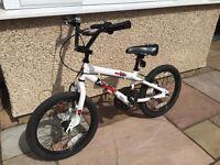 """Bike - BMX Apollo Force 18"""" suits age 5-8"""
