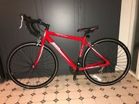 DBR Sprint 700C 47cm Red Road Bike