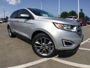 2016 Ford Edge Titanium,Fin From 1,9%+Ext Warranty Inc!!