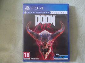 Doom VFR game