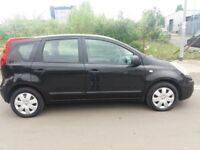 NISSAN NOTE 2007,1.4 ENGINE,FULL YEAR MOT GOOD CONDITION,
