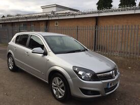2010 Vauxhall Astra 1.4 i 16v SXi 5dr, MOT 12 March 2017 , 82500 miles , 2 owners