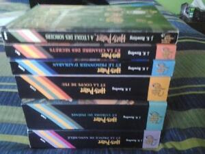 série Harry Potter, format poche