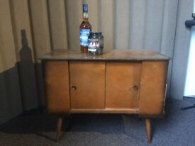 Teak vintage Coffee, TV stand