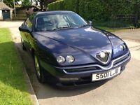 Alfa Romeo GTV 3.0 v6 24 valve six speed Lusso