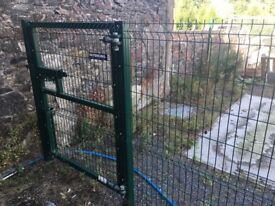 Security Fencing Fence Secure Store Dog Pen Yard Secure Compound NK Fencing NKFencing
