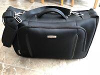 Samsonite Cabin Size Travel Suit Holder Overnight Bag