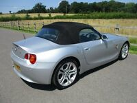BMW Z4 3.0 LOW MILEAGE STUNNING FULL RED LEATHER!