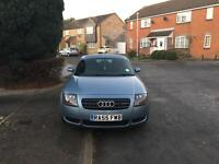 2005 Audi TT with Full service history and timing belt done
