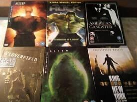 Dvd steelbooks