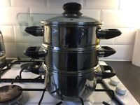3 pan steamer for sale £10