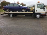 52plate Mitsubishi canter 3.5 recovery truck