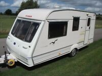 *BAILEY RANGER 440/4, SMALL LIGHTWEIGHT 4 BERTH CARAVAN,GREAT CONDITION*