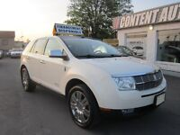 2008 Lincoln MKX MKX  1.2.3 CHANCE AU CREDIT CUIR TOIT PANO