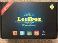 Leelbox 4k tv box