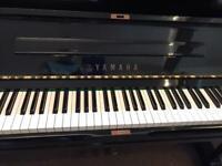 YamahaU3 piano - Belfast free delivery