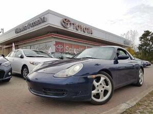 2001 Porsche 911 CARRERA 4 CONVERTIBLE 2 ROOFS AND FREE STORAGE!