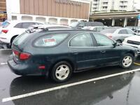 Great car ! Wagon new tires and brakes