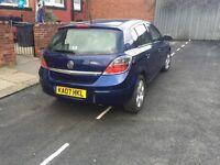 2007 Vauxhall Astra 1.4 Petrol ** Low miles