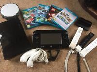 Nintendo Wii U Bundle - Includes Disney Infinity & Ton Of Skylanders - Bargain