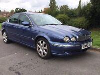Jaguar X Type Auto Full Service History Rare 4x4 Family Car Bargain