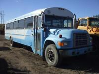School Bus Ford B Series - 1994