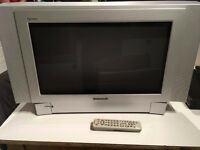 Panasonic television 22 inch model number TX-24PS1
