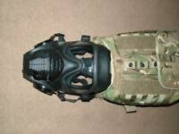 General Service Respirator (Military) used