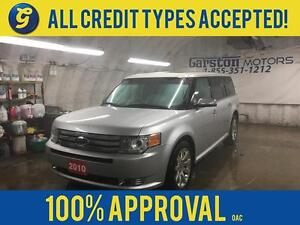 2010 Ford Flex LIMITED*AWD*6 SEATER*LEATHER*SONY AUDIO*POWER SUN
