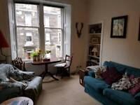 Small room to rent in Stockbridge flat