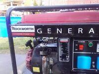 2,8 KVA generator