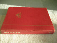 Look & Learn 26 comics in a binder.