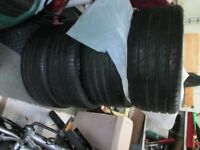 Toyo Proxes T1 Sport Tyres - a pair. 225/45ZR18 (95Y). As new. 2 weeks old.