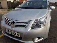 Pco/uber ready for hire Toyota Avensis /MAZDA