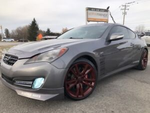 2011 Hyundai Genesis Coupe 3.8 GT Navigation GT Loaded! NAV,...