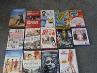 DVD bundle 14 DVDs