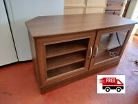 Wooden TV stand (delivered free)