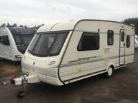ABBEY GTS 516 !!! 4-5 BERTH !!! 1998 Year !!! + AWNING !!! VERY GOOD CONDITIONE.