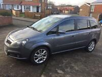 Vauxhall zafira design 2.2