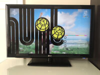"LG 42"" Full HD 1080p Digital Freeview LCD TV"