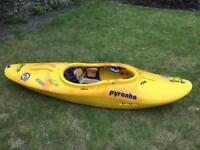 Small Pyranha Ammo Kayak