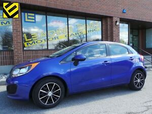 2015 Kia Rio Rim Package, HTD Seats, Bluetooth and Warranty